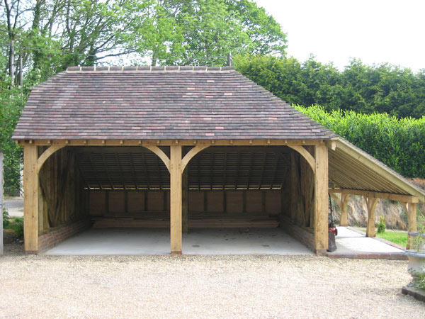 Gardens offices east sussex eastbourne bexhill lewes for Brick garages prices