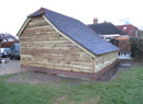 garden offices sussex with accommodation